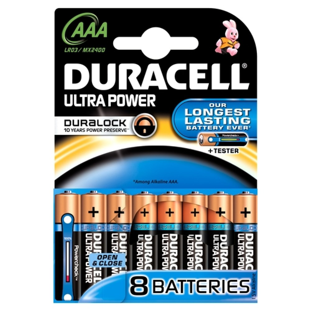 Duracell Turbo Max MN2400-8