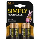 Duracell simply MN2400_4