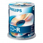 Philips CD-R cake box 100