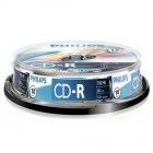 Philips CD-R cake box 10