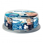 Philips CD-R cake box 25