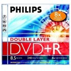 Philips DVD+R85 jewel case